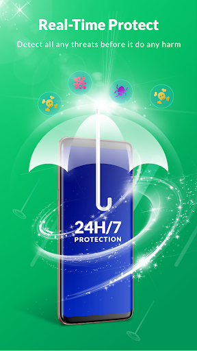 Antivirus & Virus Cleaner, Applock, Clean, Booster screenshots 2