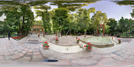 Photo: Iranian Garden, Tehran باغ ایرانی،تهران