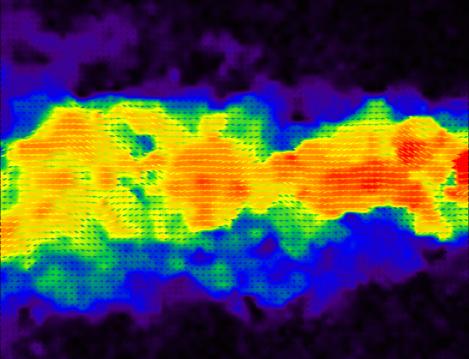 PIV (Particle Image Velocimetry) --- ImageJ plugin - ImageJ