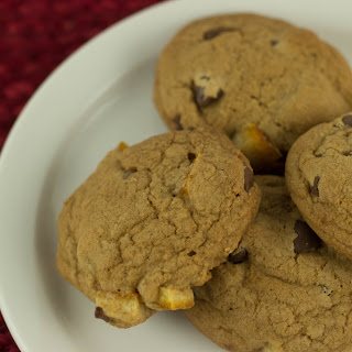 Chocolate Chip Cookies with Candied Orange Peel Recipe