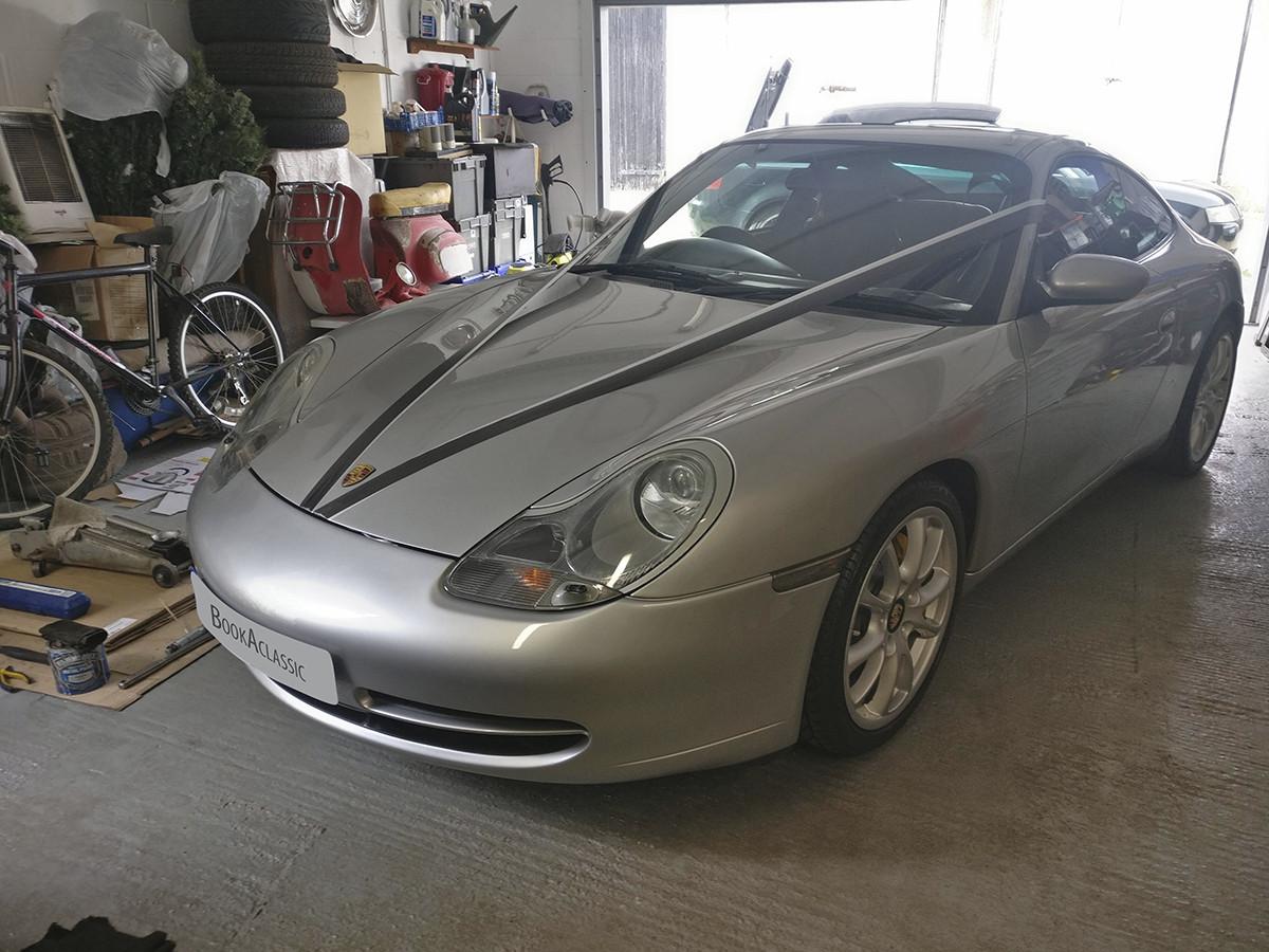 Porsche 911 Carrera Hire Rayleigh