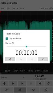 WavStudio Audio Recorder & Editor 6