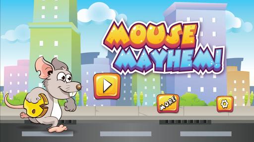 Mouse Mayhem Pro