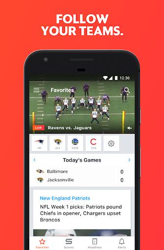 Yahoo Sports 7.0.1 screenshots 4