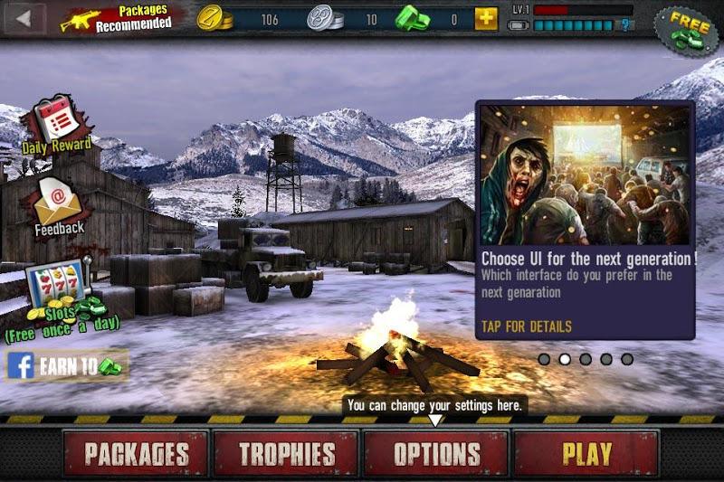 Zombie Frontier 3: Sniper FPS Screenshot 6