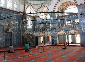 Photo: Day 115 -  The Rustem Pasa Mosque #5
