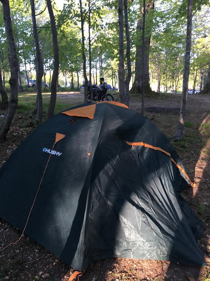 Kuzu Yaylası Kamp