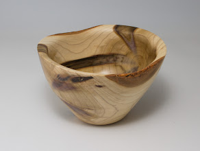 "Photo: Richard Webster 4"" x 7"" bowl [popular]"
