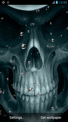 玩個人化App|死神動態壁紙免費|APP試玩