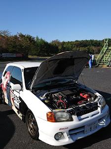 スターレット EP91 グランツァV  エクセレントパッケージ装着車 (H11年式)ののカスタム事例画像 🍅TKM🌸さんの2018年10月23日20:11の投稿