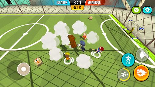 Goal.io: Brawl Soccer  captures d'u00e9cran 2