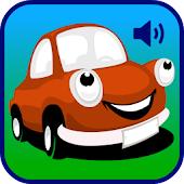 Car Sound Games For Kids Free!