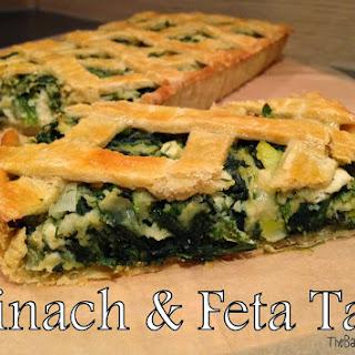 Spinach Feta Tart Recipes