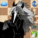 Black Knight Chess icon