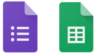 Gather and organize volunteer information through Google Forms logo