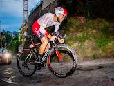 Loic Chetout houdt het wielrennen voor bekeken