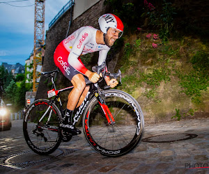 Reddende engel van Stig Broeckx hangt zelf fiets aan de haak