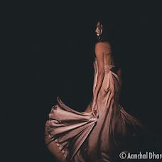 Wedding photographer Aanchal Dhara (aanchaldhara). Photo of 04.01.2018