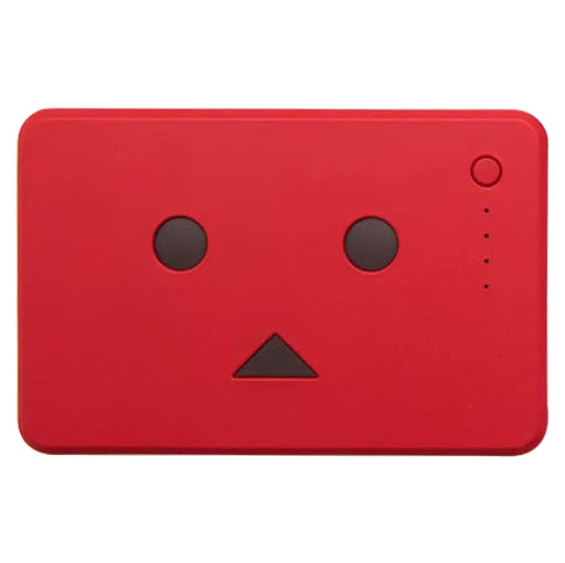 Pin sạc dự phòng không dây Cheero Power Plus Danboard CHE-096 (10050mAh) (Đỏ)-1