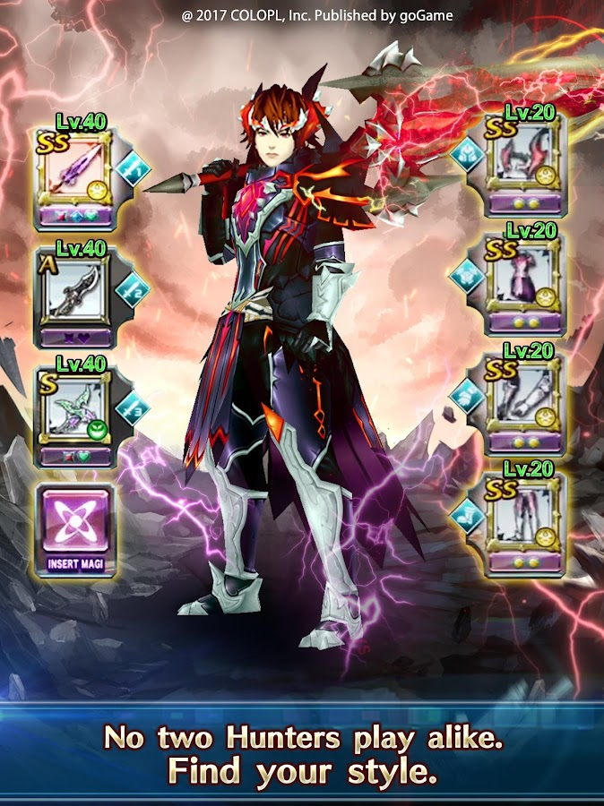 Dragon Project- screenshot