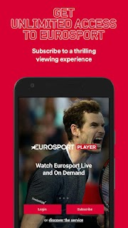 Eurosport Player screenshot 00
