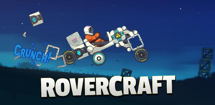 RoverCraft Fahre das Space Car
