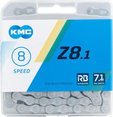 KMC Z8.1 RB Rustbuster Chain - 8-Speed, 116 Links alternate image 0
