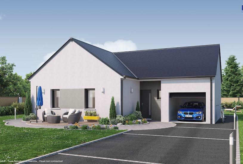 Vente Terrain + Maison - Terrain : 699m² - Maison : 74m² à Coulaines (72190)