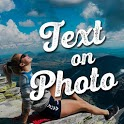Text on Photo - Photos Text Editor & Text Quotes icon