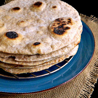 Soft and Savory Whole Wheat, Low Sodium Tortillas.