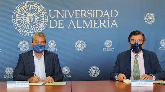 Primer paso hacia la Cátedra Primaflor en la UAL