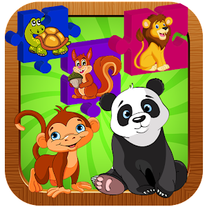 Animal Puzzle for Kids for Android