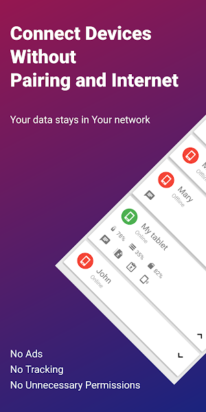 """Download APK: EasyJoin """"Pro"""": SMS from PC – Share files offline v2.3 [Patched]"""