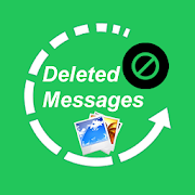 WhatsDelete : View Deleted Messages & Status saver