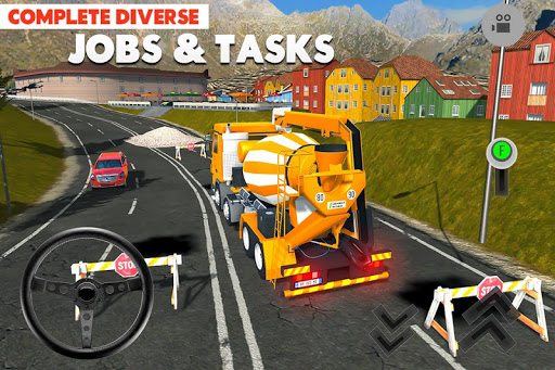 Driving Island: Delivery Quest ss3