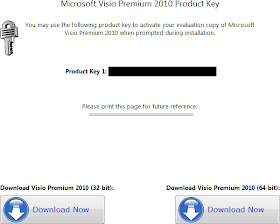 Official Electra Blog: How to download Visio 2010 Trial