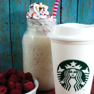Copycat Starbucks Birthday Frappuccino Recipe!