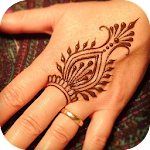 New Simple Mehndi Design Icon