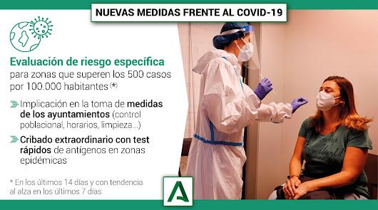 Pulpí se prepara para los test masivos de coronavirus