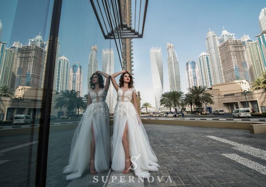 Роскошь и шик свадебных нарядов для оптовых клиентов