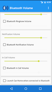 Bluetooth Volume- screenshot thumbnail