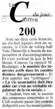 Photo: 200 licenciés
