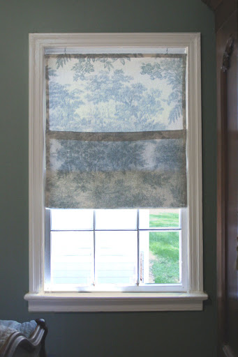 Eighteenth century agrarian business pin up shades for 18th century window treatments
