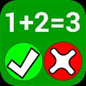Speed mental math Game 🎲 icon