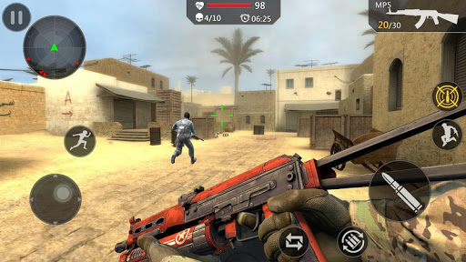 Fury Strike : Anti-Terrorism Shooter screenshots apkspray 1