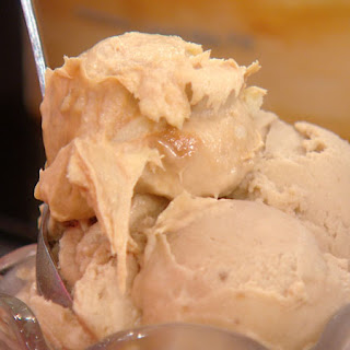 Bananas and Cookie Spread Ice Cream