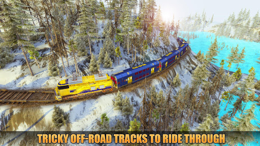 Indian Train Racing Simulator Pro: Train game 2019 image | 8