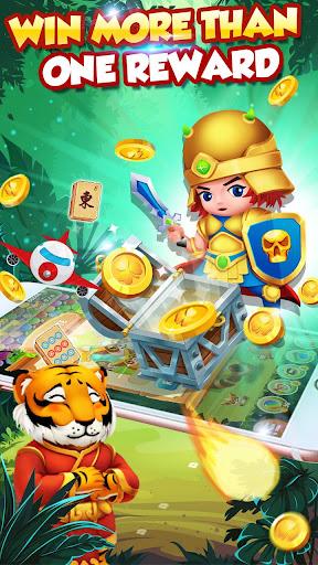 Mahjong Jungle  captures d'écran 2