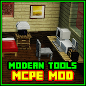 Tải Modern Tools Addons MCPE APK