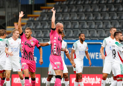 Charleroi devra faire abstraction de l'Europe à Mouscron